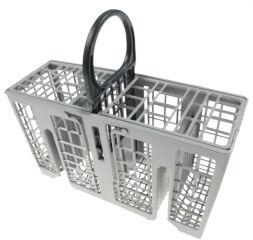 Compartiment de panier porte couverts adaptable Scholtes Ref: C00260860