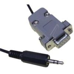 CABLE,COMPAIR RS232 CABLE (DB9 VERS 3.5MM JACK)