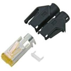 FICHE RJ45 MALE OUR CAT6A