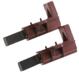 Balay charbon 2 piece pour moteur welling (10627711) pour Lave-linge