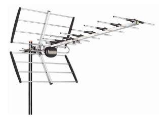 Antenne d'extérieur UHF pour réception hertzienne