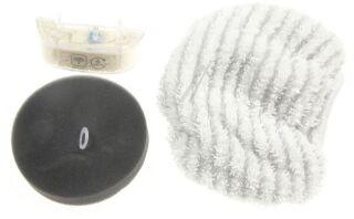 Kit lingette + filtre + cartouche anti-calcaire Rowenta Clean & Steam - Balai vapeur