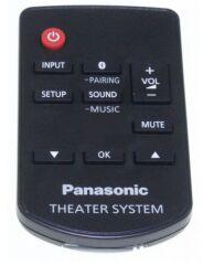 Télécommande Panasonic N2QAYC000109 Soundbar - Référence G340428
