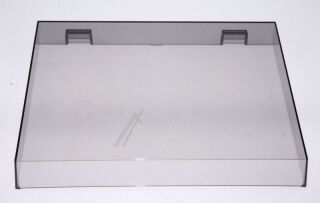 CAPOT PLATINE VINYL TRANSPARENT DP300F