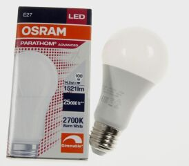 LED-LAMP/MULTI-LED, E27, 14,50W, 230 V