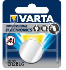 Varta - 6016101401 - Pile Electronique - CR2016 / DL2016