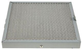 FILTRE HOTTE - METAL 247X247MM - ANTIGRAISSES METALLIQUES - produit alternatif pour marque NOVY