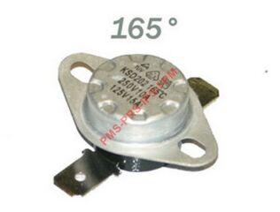 Thermostat  - 165°C