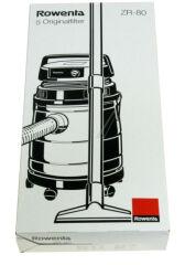 Pochette de 5 Sacs 17 litres pour Aspirateur Cuve - Article alternatif pour marque ROWENTA - ZR80