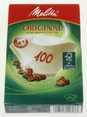 FILTRES A CAFE MELITTA N°100 - AROMABOY