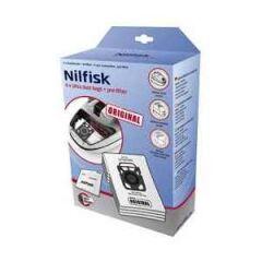 4 sacs aspirateur Nilfisk Extreme King référence 107412688