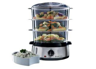 Cook@Home/ Cuiseur vapeur