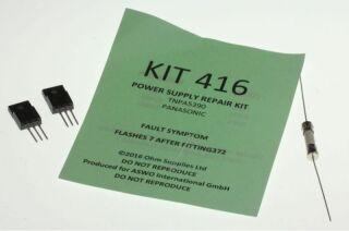 KIT DE RÉPARATION POUR ALIMENTATION TNPA5390 PANASONIC
