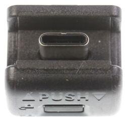 COUVERCLE AVEC CONNECTEUR USB _C;