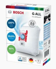 Sac Aspirateur BOSCH GL20 / G30 / G40 / G45 / Type G / Type all (x4)