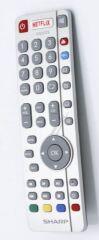 TELECOMMANDE POUR TV SHARP