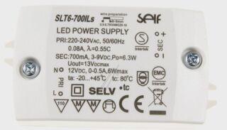 TRANSFORMATEUR POUR LED , CC+CV, 700MA