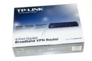 SAFESTREAM GIGABIT BREITBAND VPN ROUTER