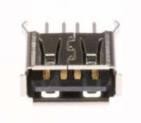 CONN. USB TYPE-A VERTICAL