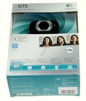 C615 HD LOGITECH HD WEBCAM C615 FOR PC AND MAC