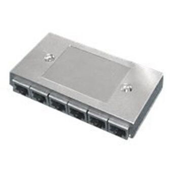 SE PATCH MODULE 6 PORTS ,CAT5E