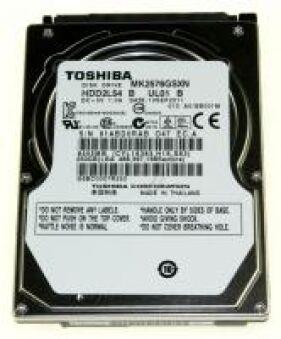 TOSHIBA HDD SATA 250GB 540