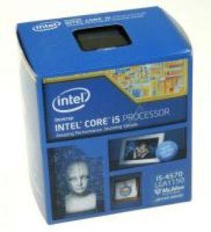 CORE? I5-4570 INTEL 1150 SOCKEL PROZESSOR, BOXED