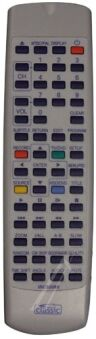 IRC85089 FERNBEDIENUNG CLASSIC DVD/HDD-REC