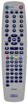 FERNBEDIENUNG CLASSIC TV/DVD COMBI