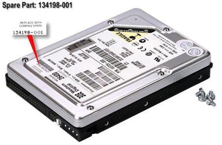 adaptable sur COMPAQ  HDD 6,4 GB ATA66