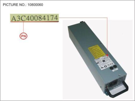 PSU 600W/12V RED