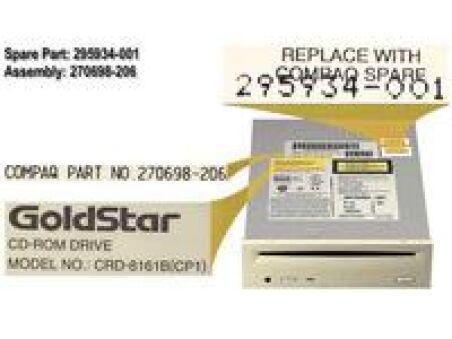 DRIVE,CD-ROM-8X,IDE295888-001