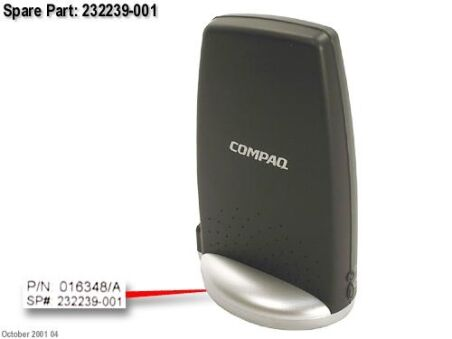 adaptable sur COMPAQ  USB,WL215,11MBPS