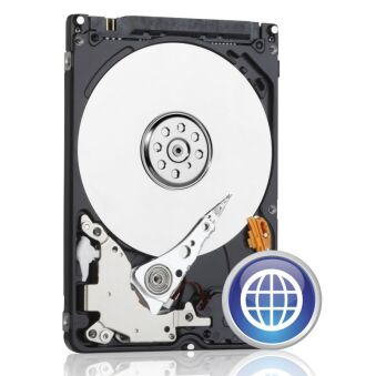 "750GB 2,5""/SATA-3 DISQUE DUR, WESTERN DIGITAL"
