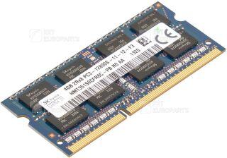 SODDR3-RAM 4GB PC3-10600 HP SP/MEMORY