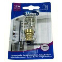 Ampoule / lampe réfrigérateur Whirlpool E14 15W-220V T25