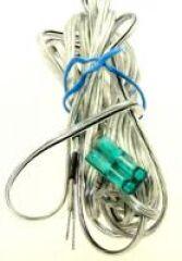 HAUT PARLEUR-WIRE-CENTER BLANC:PS-X725,4M*2PIN CLEA
