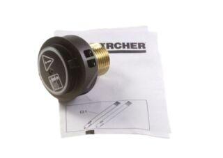 KARCHER - Bouchon/Soupape de Sécurité (Obturateur De Maintenance) - Pièce Complète - 45807600