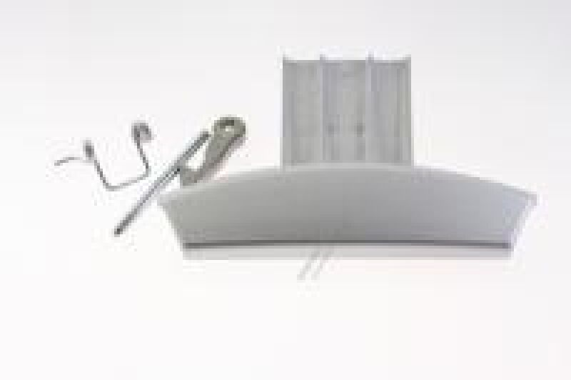 poignee de porte kit couleur aluminium achat vente. Black Bedroom Furniture Sets. Home Design Ideas