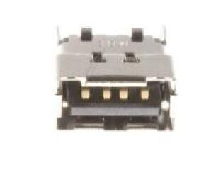 FICHES USB;4P/1C(W/L),NI/PD/AU/SN,BLK,STR