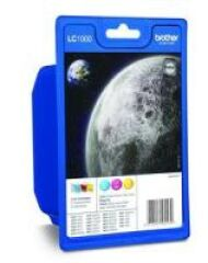 BROTHER CARTOUCHE MULTIPACK JE 1 XC/ M/ G DCP-130C/ 330C/ 350C/