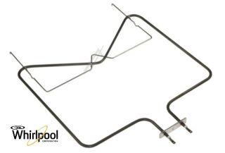 resistance de sole 230v 1150w pour four vapeur whirlpool 481010375734 achat vente whirlpool. Black Bedroom Furniture Sets. Home Design Ideas