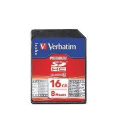 CARTE MEMOIRE SDHC 16GB CLASS 10