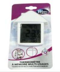 THH100 THERMOMÈTRE EN BLISTER (-35°C À +40°C) POUR RÉFRIGÉRATEUR/C