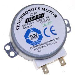 Moteur plateau de micro-onde TYJ50-8A7