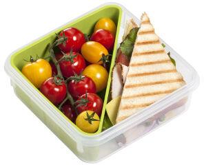 CLIP & GO SNACK Boîte de conservation des aliments  rectangulaire 0.85L