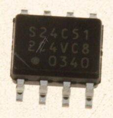 IC-EEPROM;S-24C512CI-J800,512KBIT,64KX8,