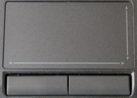 TOSHIBA TOUCH PAD